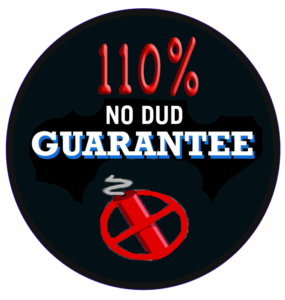 Deaton-no dud guarantee icon
