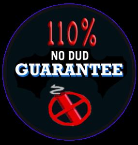 Deaton-no dud guarantee icon