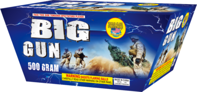 Multi Shot Big Gun 500 Gram