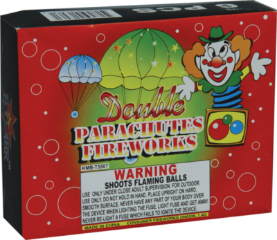 Parachutes Double Night