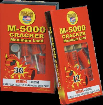 Firecrackers M_5000 Salute