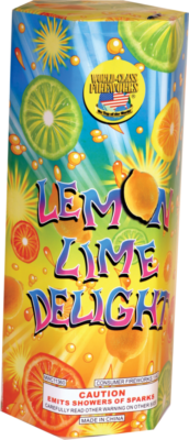 Fountain Lemon Lime Delight