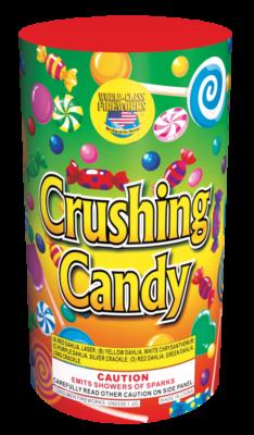Fountain Crushing Candy