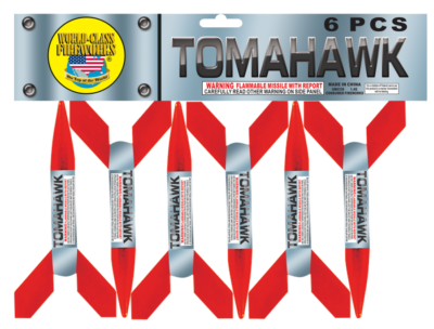 Missile Tomahawk