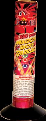 Multi Shot 200-gram-100 Shot Magical