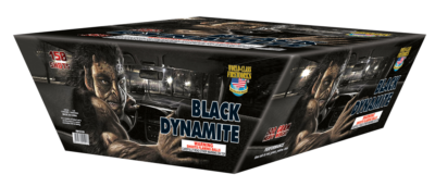 Multi Shot 500-gram Black Dynamite
