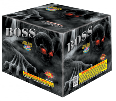 Multi Shot 500-gram Boss