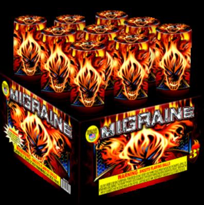 Multi Shot 500-gram Migraine