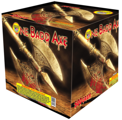 Multi Shot 500-gram One Bad Axe