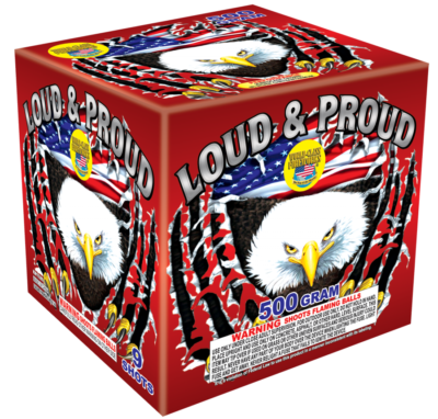 Multi Shot 500-gram Loud and Proud