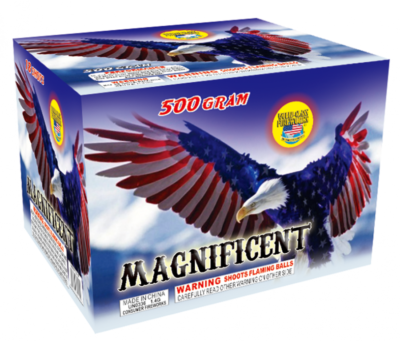 Multi Shot 500 gram-magnificent