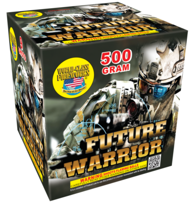 Multi Shot 500-gram_future_warrior
