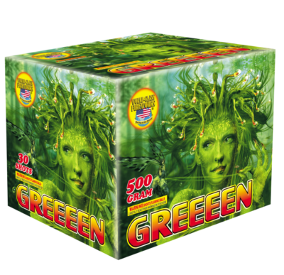 Multi Shot 500-gram_greeeen_