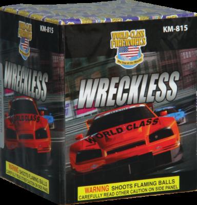 Multi Shot-200 gram Wreckless