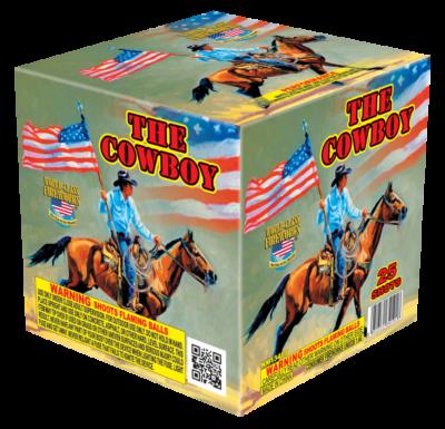 Multi Shot 200 gram The Cowboy