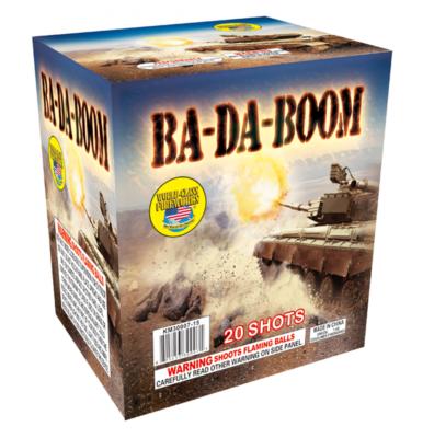 Multi Shot 200 Gram-ba-da-Boom